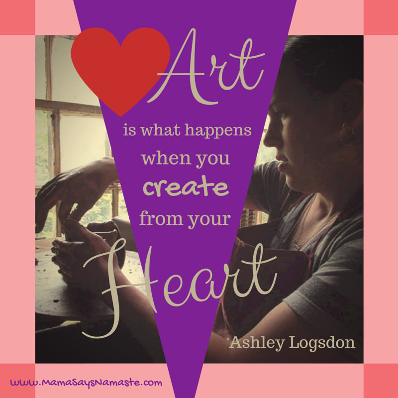 Art from the Heart